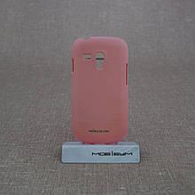 Накладка Nillkin Multi-Color Samsung Galaxy S3 mini [i8190] pink