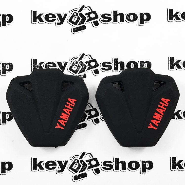 Чохол (чорний, силіконовий) для мото ключа Yamaha (Ямаха)