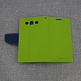 Чехол Goospery Fancy Diary Samsung S3 i9300 green, фото 3