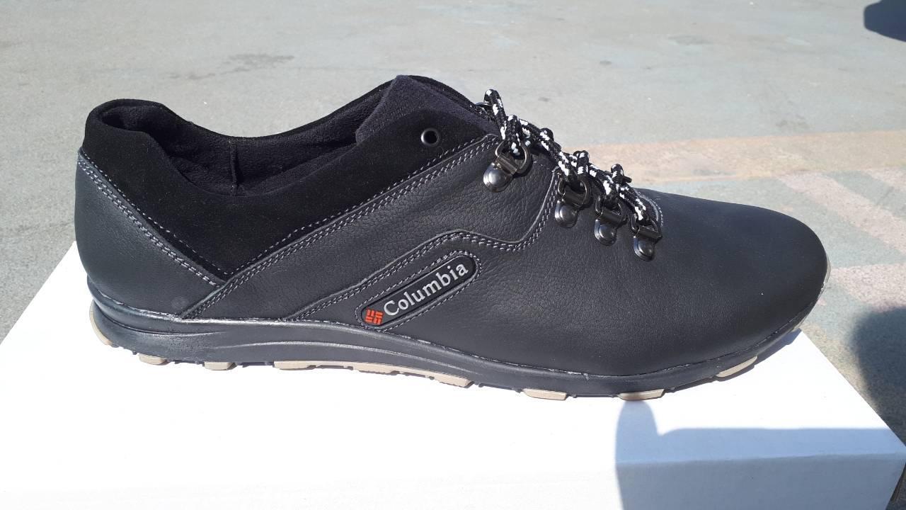 Обувь больших размеров Кожаные мужские кроссовки Columbia размеры 46 ... 1e2f6b8f66525