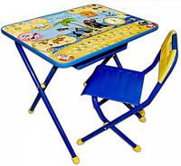 Набор детской трансформируемой мебели №3 Ну, погоди/синий      , фото 1
