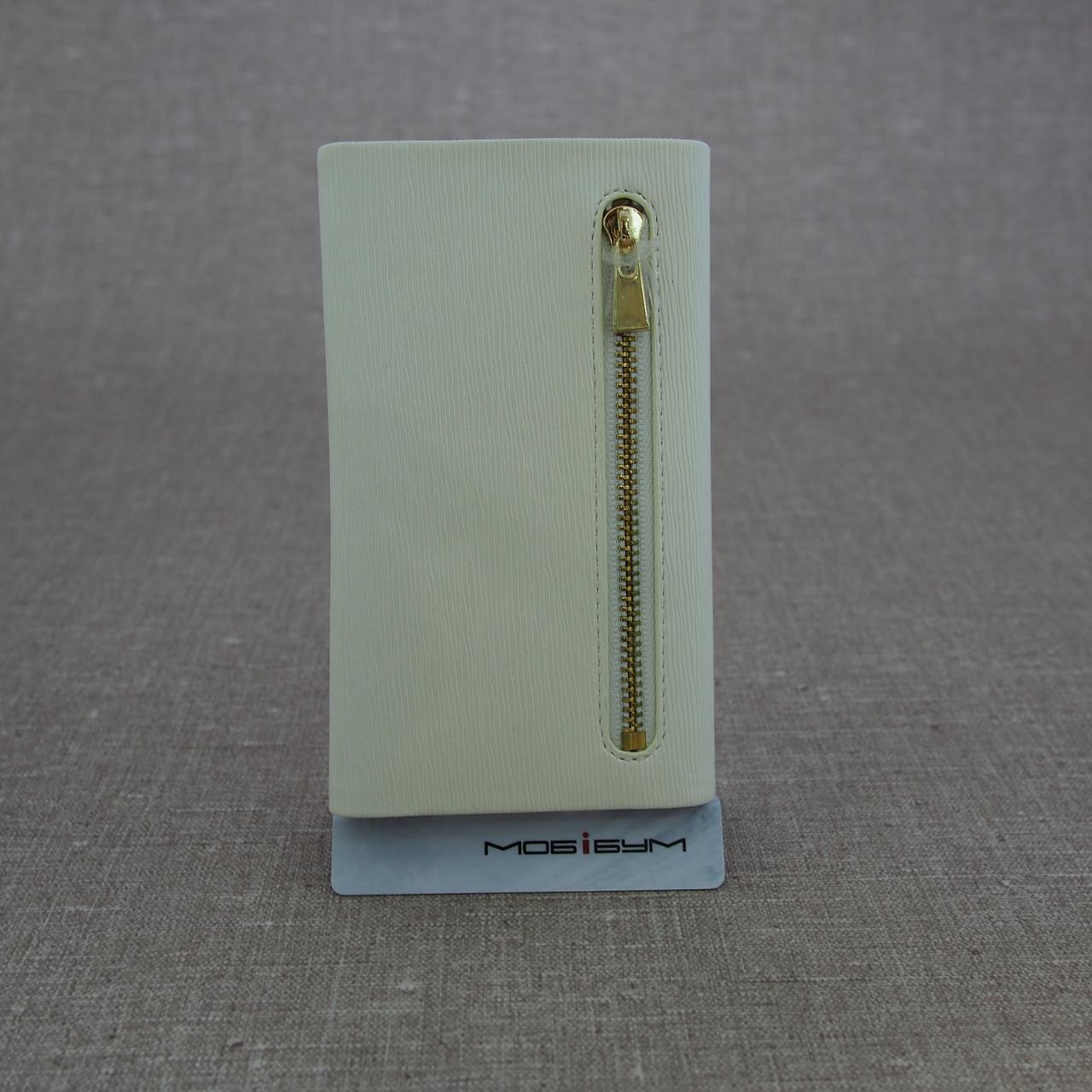Чехлы для Galaxy S Series (остальные модели) Ozaki O!Coat Zippy Samsung S4 white Для телефона