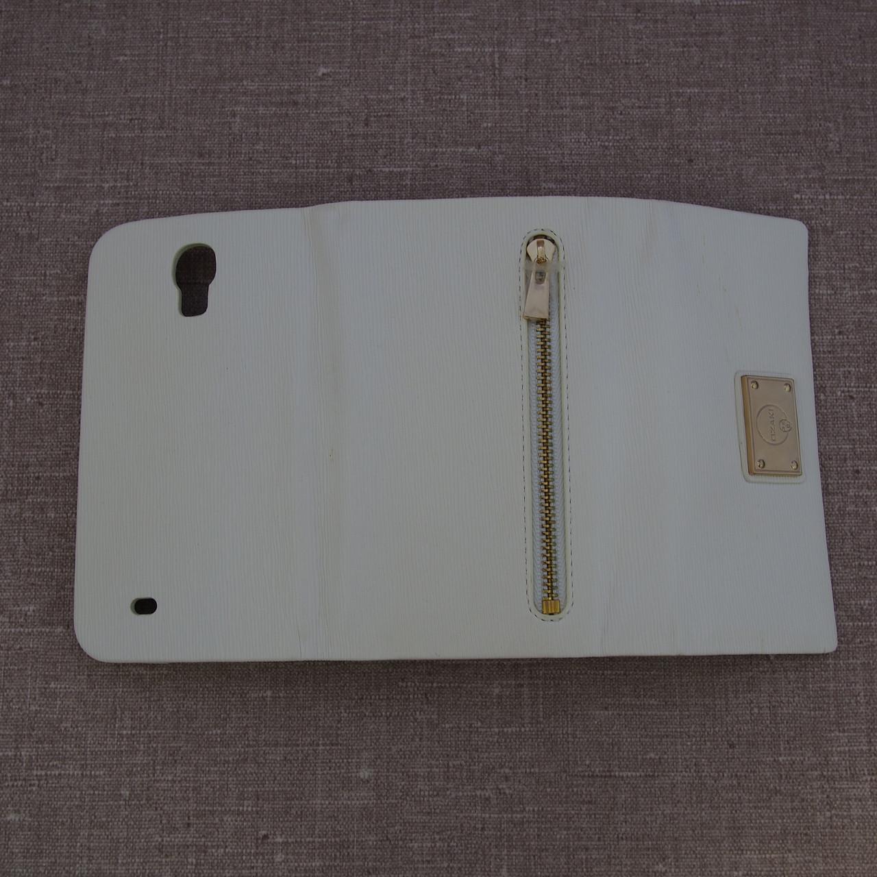 Ozaki O!Coat Zippy Samsung Galaxy S4 white