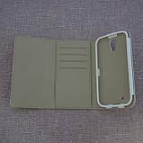 Чехол Ozaki O!Coat Zippy Samsung Galaxy S4 [i9500] white [OC731WH] EAN/UPC: 471897173102, фото 5