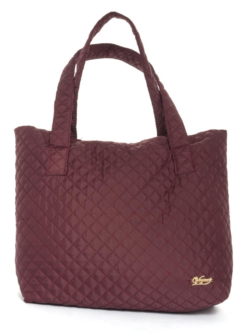 Спортивная вместительная женская стеганая сумка SUMKI MODA art. 29-1