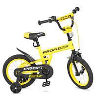 Велосипед детский PROF1 L14111 Желтый