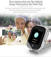 GPS смарт-часы A19.Умные детские GPS часы A19