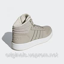b4ef9bab Зимние женские кроссовки Adidas Hoops 2.0 Mid W B42107 - 2018/2, фото 2