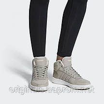 5e9bd9d7 Зимние женские кроссовки Adidas Hoops 2.0 Mid W B42107 - 2018/2, фото 3