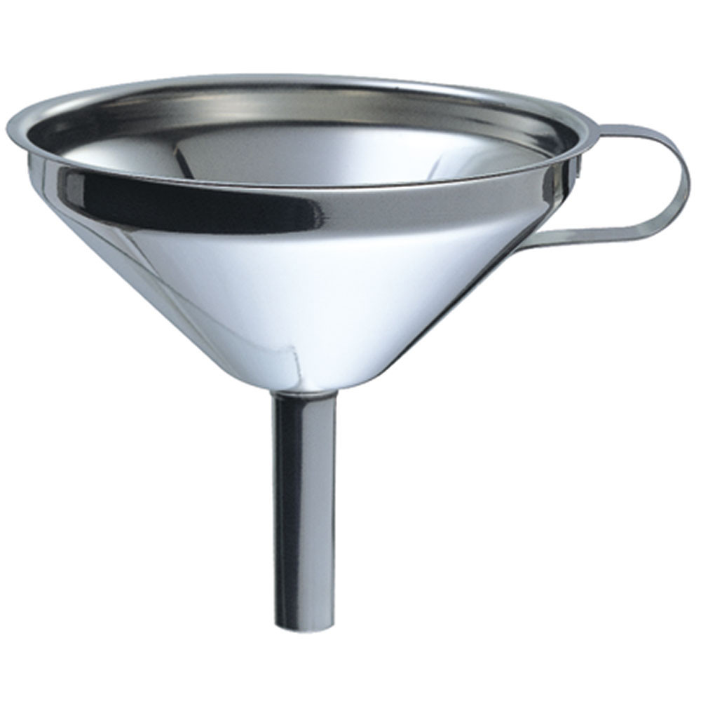 Воронка с фильтром 13 см. нержавеющая сталь Stalgast