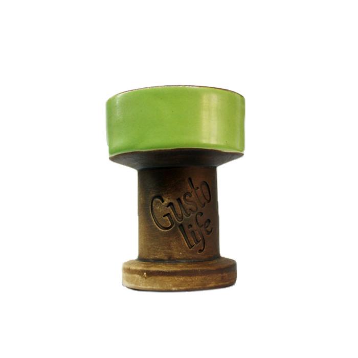 Чаша Gusto Bowls Rocks green