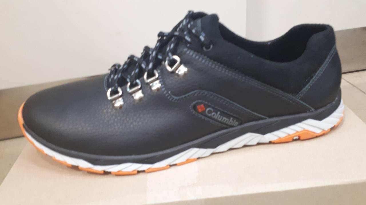Обувь больших размеров Кожаные мужские кроссовки Columbia Размеры 46 ... eba1e554f98ed