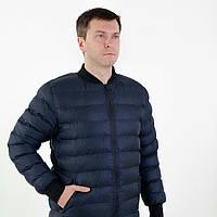 Осенняя куртка бомбер ( пуховик )