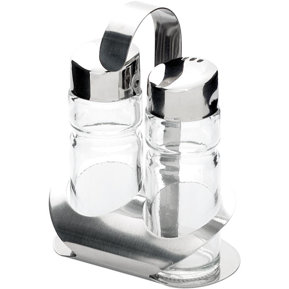 Набор для специй (2 предмета: соль, перец) 362001, 85х60 мм, h-115 мм, Stalgast