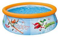 "Семейный надувной бассейн ""Intex"" 183х51 см."
