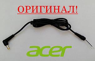 Оригинальный кабель для блока питания Acer 5.5x1.7 - 115см  - штекер, фото 2