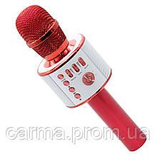Караоке микрофон KTV Q 37 Красный
