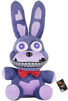 Мягкая игрушка 5 ночей с Фредди, Кошмарный Бонни 16 см, Аниматроники