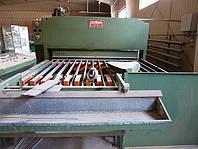 Линия сращивания щита с гидравлическим прессом Coprel б/у, фото 1
