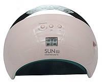 Лампа для маникюра Sun 6S 48 Вт Розовая, фото 1