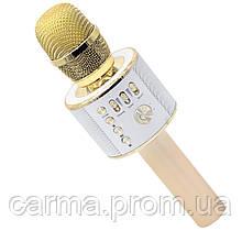 Караоке микрофон KTV Q 37 Золотой