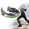 Навушники Sport MP3 Run плеєр + Fm blue (синій), фото 4