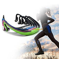 Наушники Sport MP3 Run плеер + Fm