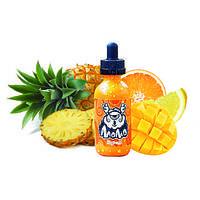 Жидкость для электронных сигарет без никотина Momo 0мг 60мл сочетание самых освежающих экзотических тропических фруктов