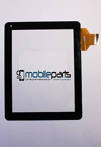 """Оригинальный сенсор (Тачскрин) для планшета 9.7"""" Benss B9 54pin (236х183mm) (Черный)"""