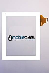 """Оригинальный сенсор (Тачскрин) для планшета 9.7"""" Benss B9 54pin (236х183mm) (Белый)"""