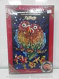 Мозаика из пайеток 'Попугаи' (Пм-01-17), фото 3