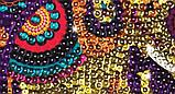 Мозаика из пайеток 'Две совы' (Пм-01-15), фото 5