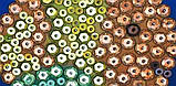Мозаика из пайеток 'Медведи с шариком' (Пм-01-19), фото 9