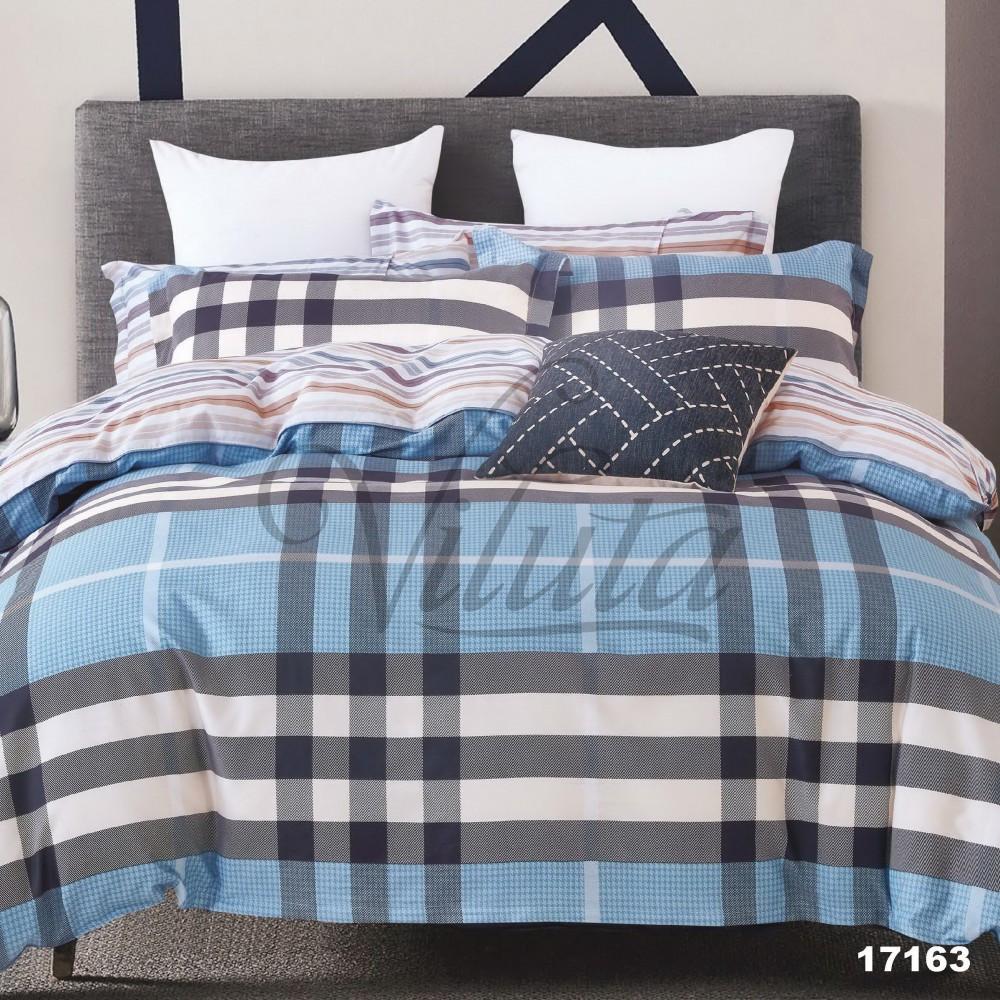 17163 Семейное постельное белье ранфорс Viluta