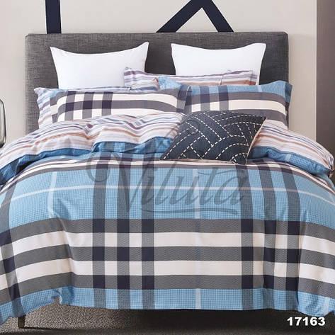 17163 Семейное постельное белье ранфорс Viluta, фото 2