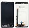 Дисплей (екран) для Xiaomi Redmi Note 5A/Redmi Note 5A Prime/Redmi Y1 + тачскрін, колір чорний 3/32 Gb/ 4/64 Gb