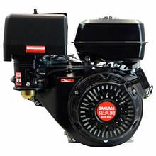 Бензиновый двигатель SAKUMA SGE200-P (6.5 л.с., 19 мм)