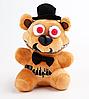 Мягкая плюшевая игрушка 5 ночей с Фредди,кошмарный Фредди Freddy 22 см, Аниматроники