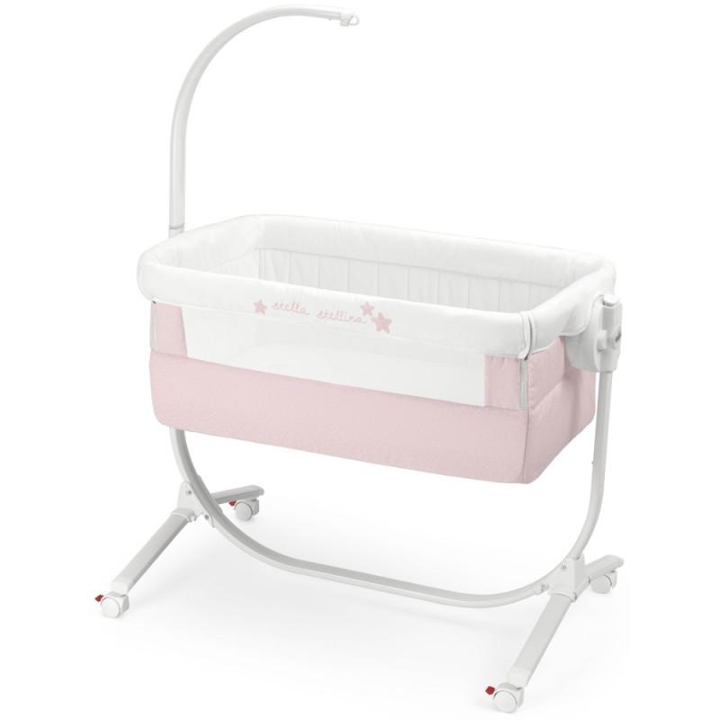 Детская кроватка CAM Cullami C141 Розовый (925-C141)