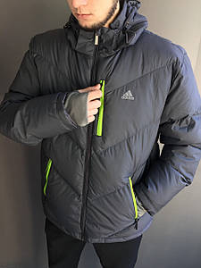 Мужской зимний пуховик пуховик Adidas
