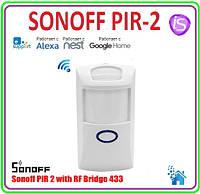 Sonoff sensor Датчик движения PIR-2 SMART HOME (Умный дом) Sonoff 433