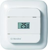 Терморегулятор OJ Electronics OTD2-1999 (termotd21999)