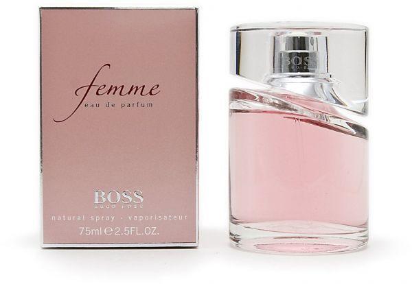Парфюмированная вода Hugo Boss Femme