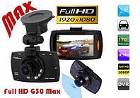 Автомобильный видеорегистратор DVR G30 ДВР ДЖИ30 Идеальное качество видеосъемки прекрасный компактный дизайн