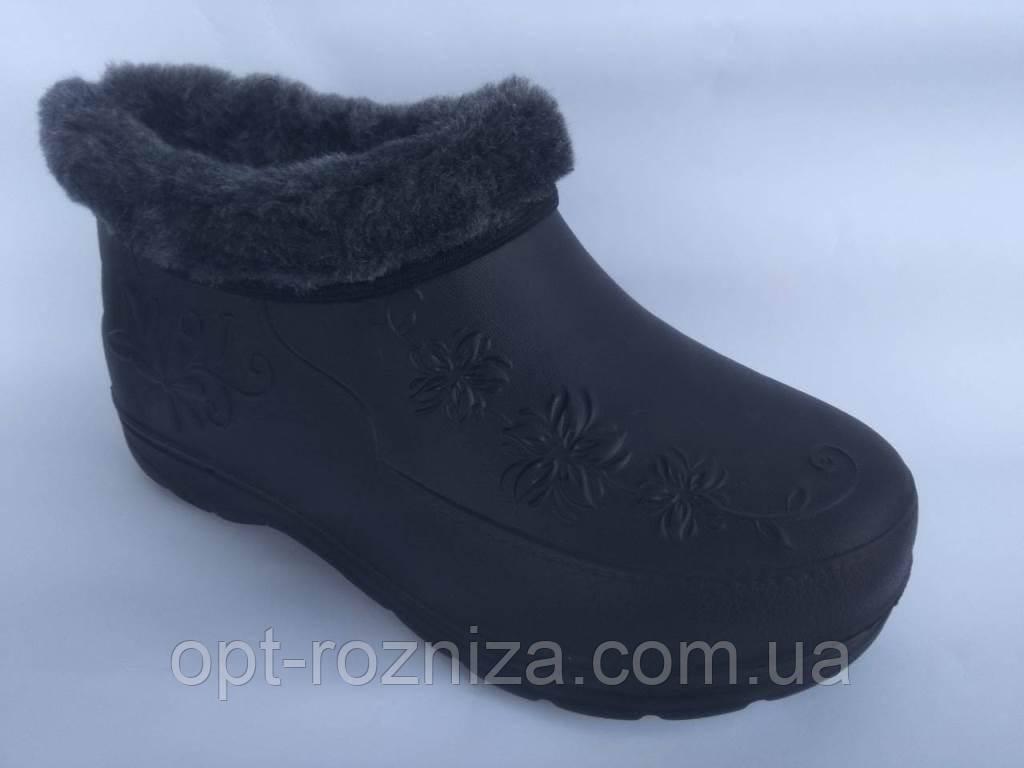 Женские ботинки пенка оптом со склада.