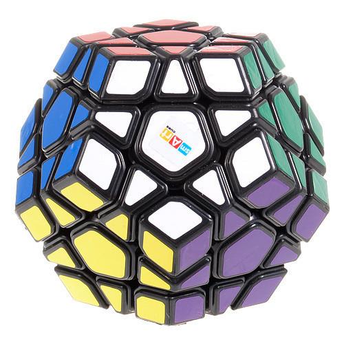 Кубик рубик Мегаминкс черный Smart Cube SCM1, головоломка