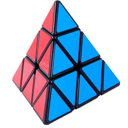 Гловоломка YJ8330 Пирамидка черная, фото 2
