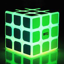 Кубик рубика Фирменный 3х3 Люменисцентный Smart Cube SC305, фото 2
