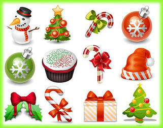 Новогодняя атрибутика, Деды Морозы, Снегурочки, Снеговички