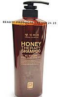 Шампунь для волос Медовая терапия 500мл Шампунь для волосDaeng Gi Meo Ri Professional Honey Therapy Shampoo